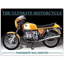 Plaques, panneaux et enseignes moto pour la décoration intérieure de la maison