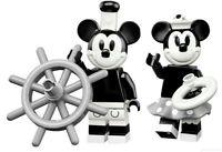 LEGO 71024 Disney Series 2 Minifigures Vintage Mickey & Minnie
