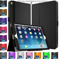 """Smart Leather Flip Stand Magnetic Case Cover For Apple iPad 9.7"""" 6th Gen 2018"""