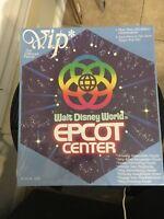 Walt Disney World Epcot Center VIP The Ultimate Puzzle Sealed NIB