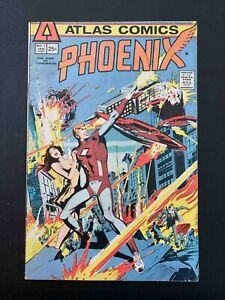 PHOENIX #1 ATLAS COMICS COMICS 1975 FN/VF