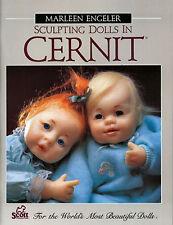 Sculpting Dolls in Cernit