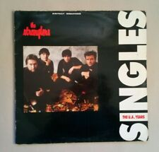 The Stranglers - Singles (The UA Years) 2 × Vinyl LP UK 1989