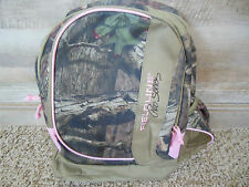 FIELDLINE Pro Series Women's/Girls Pink Mossy Oak  Backpack Camo ~NICE~