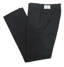 $395 Polo Ralph Lauren Mens Black Charcoal Brown Wool Preston Italy Dress Pants
