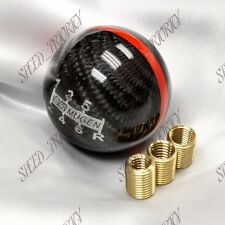 Mugen Shift Knob Carbon Fiber 6 Speed for Honda RSX CRZ CIVC TYPE R Accord Acura