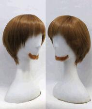 Seven Deadly Sins Escanor Cosplay Wig for Sale