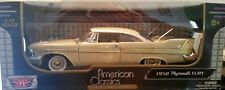 MOTORMAX 1958 PLYMOUTH FURY HARD TOP 1/18th scale Die-cast