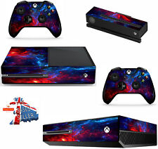 NEBULA 4  xbox one skins decals stickers + kinect + 2 controllers game
