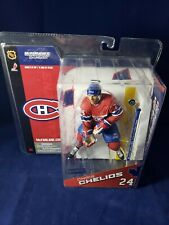 McFarlane Toys NHL Series 8 Montreal Canadians CHRIS CHELIOS NEW!