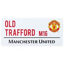 Objets de collection sur le football signés manchester united