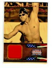 2012 Panini Americana Heroes Legends RELIC PROOF Gary Hall Jr.  Olympics #D 9/99