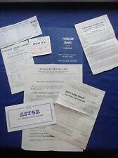 More details for condor flugdienst lufthansa viscount series 814  papers-1962 astoria  cigarette