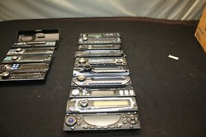 Miscellaneous Mixed Brand Stereo Faceplates #852