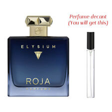 Elysium by Roja Parfums 10 ml, Decant Parfum EDP