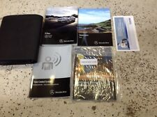 2015 MERCEDES BENZ E CLASS Coupe & Cabriolet Owners Operators Manual SET OEM