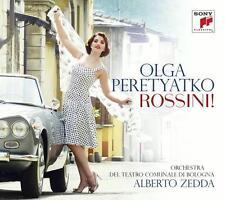 CD  Olga Peretyatko Rossini! Digipack (K84)