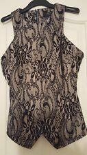 AX Paris lace top size 8