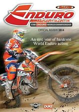 FIM World Enduro Championship - Official Review 2014 (New DVD) WEC