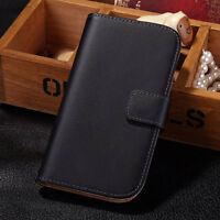 Luxury Leather Back Flip Stand Wallet Case Cover For Samsung Galaxy S3 i9300