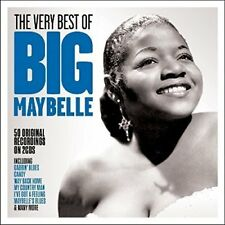 BIG MAYBELLE - THE VERY BEST OF 50 Original Recordings - BRAND NEW