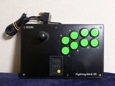 *PC* Hori Fighting Stick SS Joystick Controller *Sega Saturn* Arcade Joy