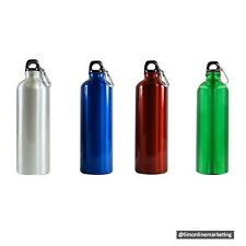 Promotional Bicycle 400ml Aluminum Sports Bottle Water Jug Tumbler