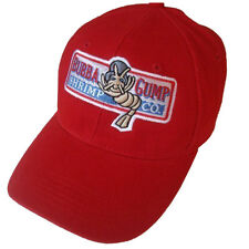 Forrest Gump cosplay Bubba Gump Shrimp Hat Halloween Costume adjustable hats