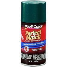Duplicolor BFM0327 For Ford Codes PA Deep Jewel Green 8 oz. Aerosol Spray Paint