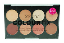Technic Cream Foundation Contour Palette - Concealer Flawless Skin Face Body