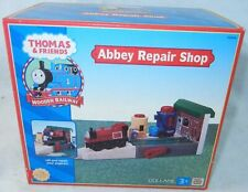 Thomas & Friends Wooden Railway - Abbey Repair Shop  99344  New in Box