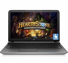 HP 17.3 Affordable Touch Gaming Laptop 8GB 1TB AMD Radeon R8 Graphics DVD WIFI