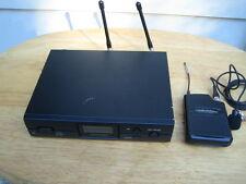 Audio Technica ATW 2129b  wireless lapel system