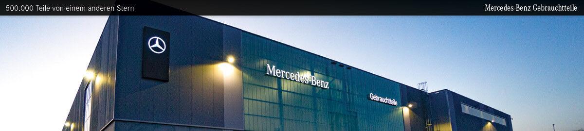 Mercedes-Benz Gebrauchtteile Center