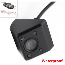 IR Light Car Rear View Camera Night Vision Angle Waterproof Line Fit For Nissan