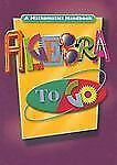 Algebra to Go: A Mathematics Handbook - Good  - Hardcover