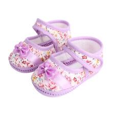 Paire Bébé Fille Nouveau-Né Tout-petits Chaussons Chaussures Semelle Doux Cadeau