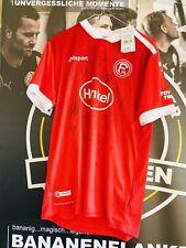 Original Spieltrikot Fortuna Düsseldorf 20/21   Gr. L   Team Signiert