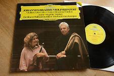 Brahms MUTTER KARAJAN Violin Concerto DGG DIGITAL 2532 032