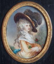 Barocke originale künstlerische Malereien der Zeit