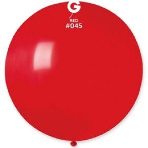 "40"" Gemar giant balloon big latex huge balloons helium party"