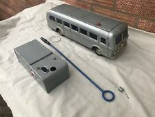 RARE ORIG R/C RADIO CONTROL MODERN TOYS JAPAN Radicon Bus: World's First RC Toy