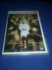 cofanetto+ DVD Nuovo sigillato film premio Oscar-GANDHI con Ben Kingsley