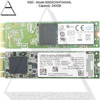 INTEL SERIES PRO 1500 M.2 Series 240GB SSDSCKHF240A4L INTERNAL SSD