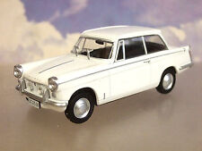 NICE PART-WORK DIECAST 1/43 Triumph Herald 1959-1971 in bianco Blister imballato
