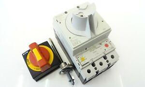 Leistungsschalter Klöckner Moeller NZM2 Circuit Breaker NZM-B2-A250 250A + XDV