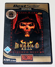 DIABLO II & EXPANSION SET LORD OF DESTRUCTION - GOLD EDITION PC MAC DVD HÜLLE 2