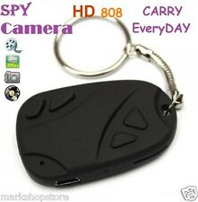 Mini HD 808 Camcorder Car Key Chain Video SPY Camera DVR Cam Video Recorder pen