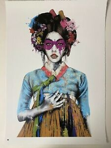 FIN DAC SONYEO MAIN EDITION PRINT - SIGNED LTD EDITION OF 175 PRINTS WITH C.O.A