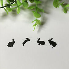 Easter Rabbit Metal Cutting Dies For DIY Scrapbooking Album DIY Paper Cards SEAU